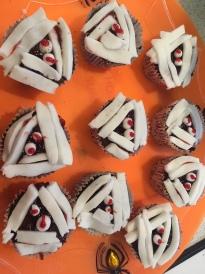 mummy cakes